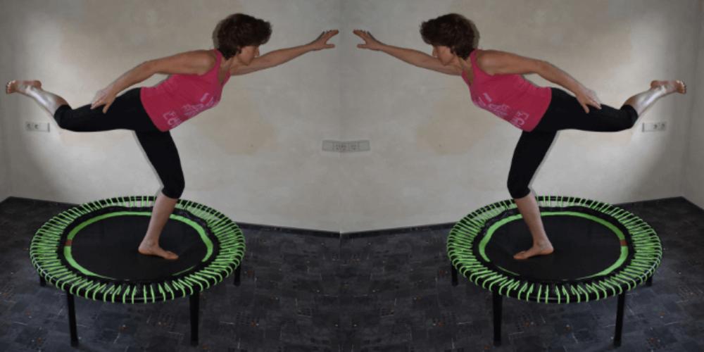 Eine gute Balance lohnt sich für den Alltag und im Sport