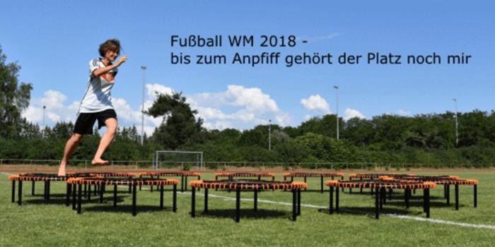 """Beitragsbild zum Blogpost Fußball WM 2018 - """"Bis zum Anpfiff gehört der Platz mir"""""""