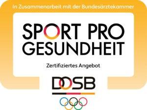 Auszeichnung des Deutschen Olympischen Sportbunds in Zusammenarbeit mit der Bundesärztekammer