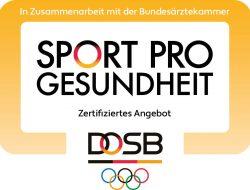Auszeichnung des DOSB (Deutscher Olympischer Sport Bund)